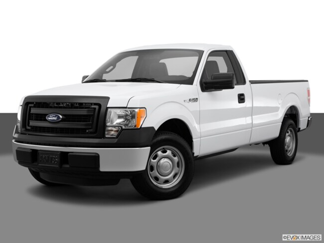2014 Ford F-150 Truck