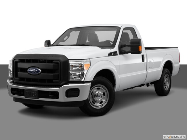 2015 Ford F-250 Super Duty Long Bed Truck