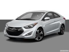 Used Hyundai Models  2014 Hyundai Elantra Base Coupe For Sale in Lihue, HI