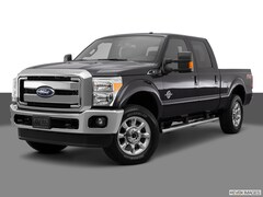 2015 Ford Super Duty F-250 SRW Crew Cab Pickup