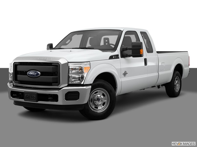 2015 Ford F-350 Crew Cab Long Bed Truck