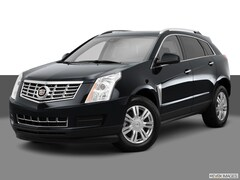 2015 Cadillac SRX Luxury Collection Front-wheel Drive