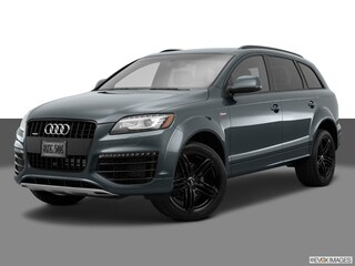 Used 2015 Audi Q7 Quattro  3.0T S Line Prestige SUV WA1DGAFE5FD029897 for sale in Lake Elmo, MN
