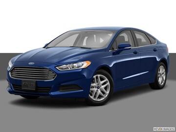 2015 Ford Fusion Sedan