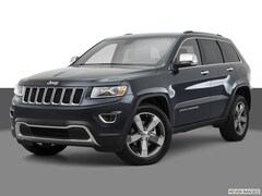 Used 2015 Jeep Grand Cherokee SUV for sale in Marietta, OH