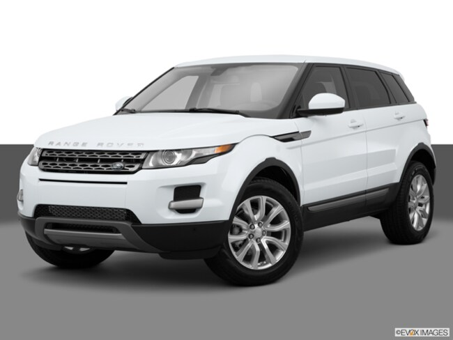 Used 2015 Land Rover Range Rover Evoque For Sale At Jaguar Jackson