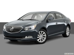 Economy Pre-Owned 2015 Buick LaCrosse Leather Sedan For Sale in Augusta