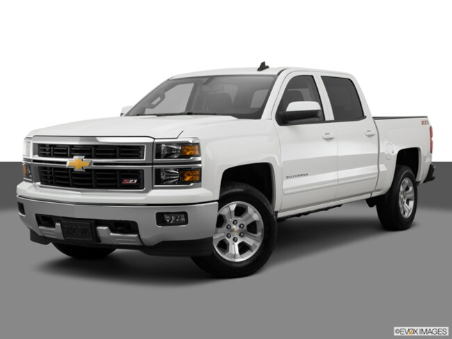 Used 2015 Chevrolet Silverado 1500 LT Truck Double Cab For Sale in Johnstown, PA