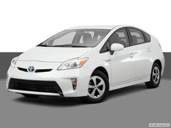 2015 Toyota Prius Three Hatchback