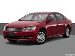 2015 Volkswagen Passat 1.8T S Sedan