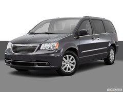 Used 2015 Chrysler Town & Country Touring Touring  Mini-Van 2C4RC1BG4FR707115 for sale in Hayward, WI at Hayward Chrysler Dodge Jeep Ram