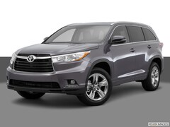 Used 2015 Toyota Highlander Limited SUV in Oxford, MS