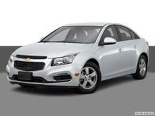 2015 Chevrolet Cruze 4dr Sdn Auto 1LT Sedan