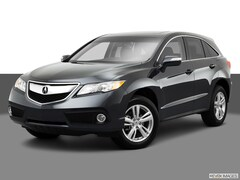 2015 Acura RDX AWD 4DR Tech PKG AWD  SUV w/Technology Package