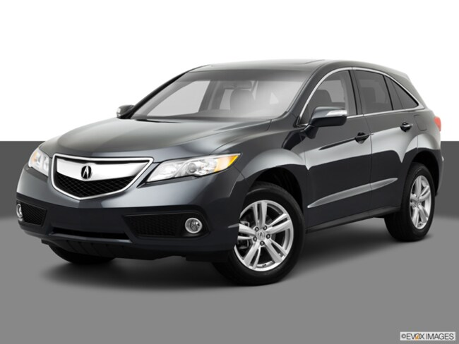 2015 Acura Rdx For Sale >> Used 2015 Acura Rdx For Sale At Arlington Acura In Palatine Vin