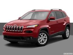 2015 Jeep Cherokee Latitude SUV