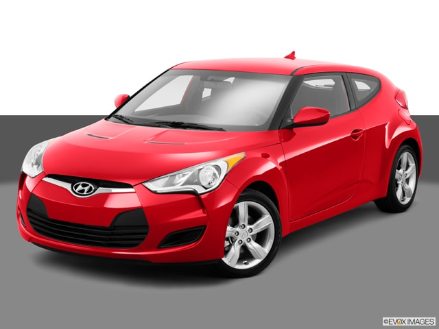 2015 Hyundai Veloster Turbo Hatchback