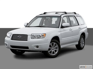 2007 Subaru Forester 2.5X SUV