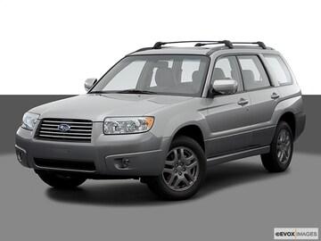 2007 Subaru Forester SUV