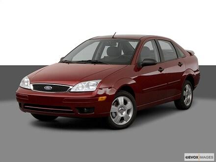 2007 Ford Focus S Sedan 7W295317