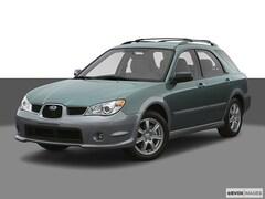 2007 Subaru Impreza Wagon Outback Sport Sp Ed H4 AT Outback Sport Sp Ed