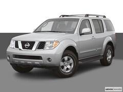 2007 Nissan Pathfinder 4WD 4dr SE Sport Utility