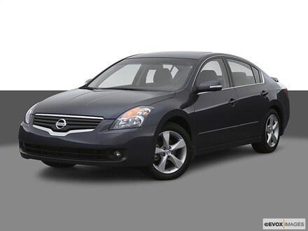 2007 Nissan Altima 2.5 S Sedan