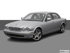 2007 Jaguar XJ Vanden Plas Sedan