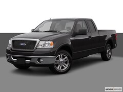 2007 Ford F-150 4WD Supercab Truck Super Cab