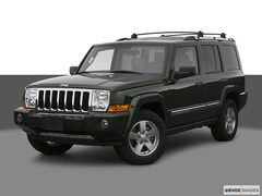 Used 2007 Jeep Commander Overland SUV For Sale in Twin Falls, ID