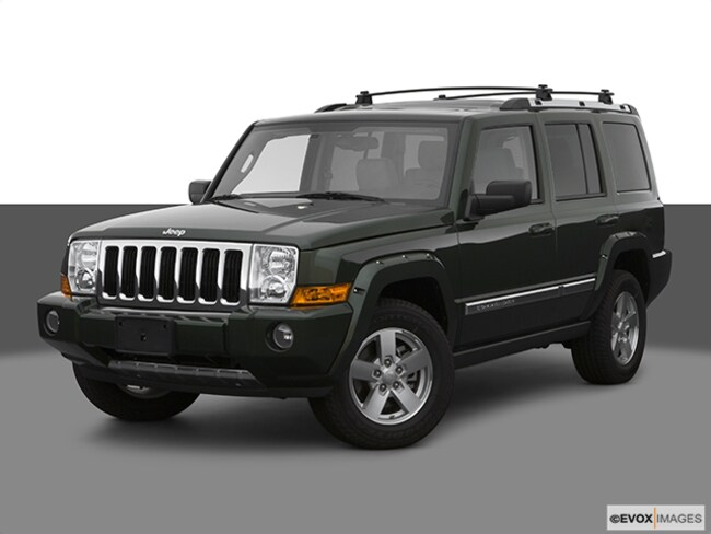 Used vehicle 2007 Jeep Commander SUV for sale near you in Stafford, VA