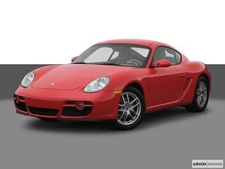 2007 Porsche Cayman Base Coupe