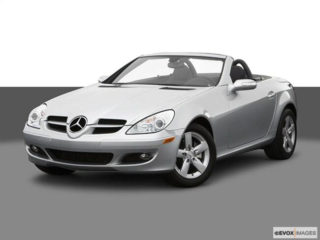 Used vehicle 2007 Mercedes-Benz SLK SLK 350 Convertible for sale near you in Stafford, VA