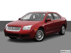 Picture of a 2007 Mercury Milan Premier Sedan For Sale in Lowell, MA