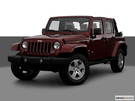 Featured Pre-Owned 2007 Jeep Wrangler Unlimited Sahara SUV for sale near you in Tucson, AZ