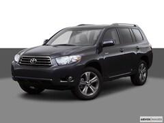 2008 Toyota Highlander Base SUV