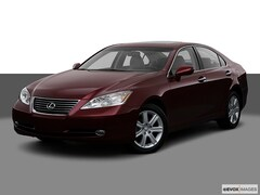 2008 LEXUS ES 350 Sedan V6 DOHC Dual VVT-i 24V 3.5L 6-Speed Automatic with Sequential Shift ECT-i M1172B
