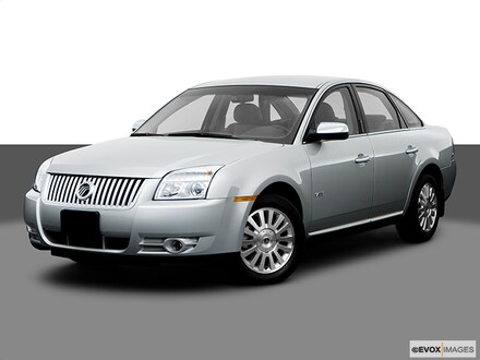 2008 Mercury Sable Base Sedan