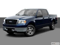 2008 Ford F-150 King Ranch Cab; Styleside; Super Crew