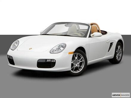 2008 Porsche Boxster NA