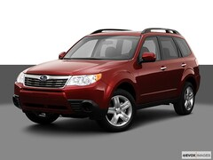 2009 Subaru Forester 2.5X Premium w/ All Weather Pkg SUV