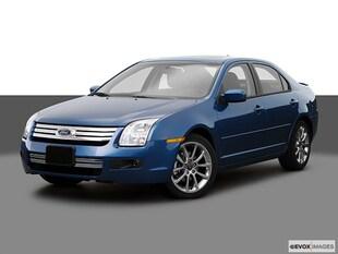 2009 Ford Fusion SE V6 Sedan