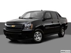2009 Chevrolet Avalanche 1500 Truck Crew Cab