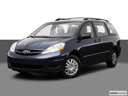 Featured Used 2009 Toyota Sienna Mini Van for Sale in Oxford, MS