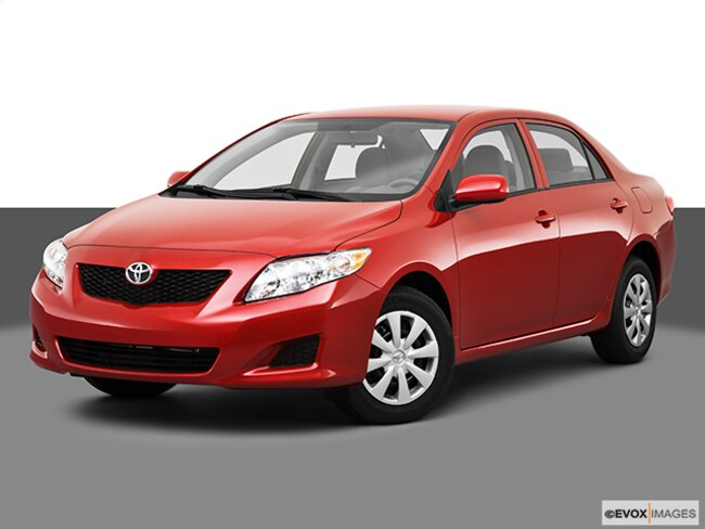 Used vehicle 2010 Toyota Corolla Sedan for sale near you in Stafford, VA
