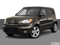 2010 Kia Soul 5dr Wgn Man ! Hatchback
