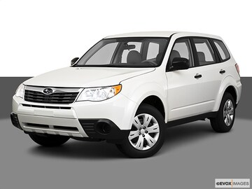 2010 Subaru Forester SUV