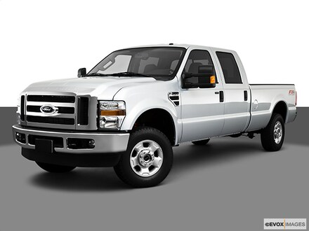 2010 Ford F-250 XLT 4x4  Crew Cab 6.75 ft. box 156 in. WB SRW Truck Crew Cab