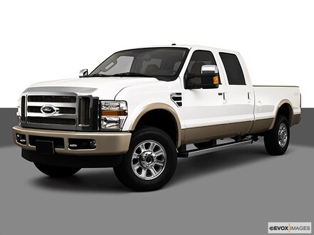2010 Ford F-250 XLT 4x4 SD Crew Cab 6.75 ft. box 156 in. Truck Crew Cab