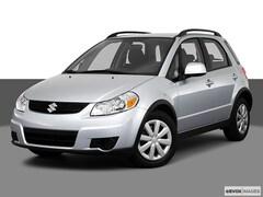 Used 2010 Suzuki SX4 Base Hatchback Utica